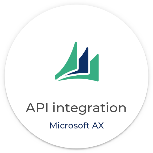 API integration Microsoft AX