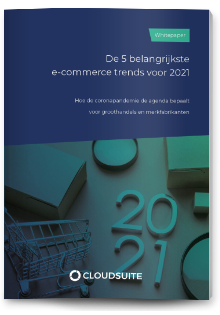 Whitepaper E-commerce trends 2021