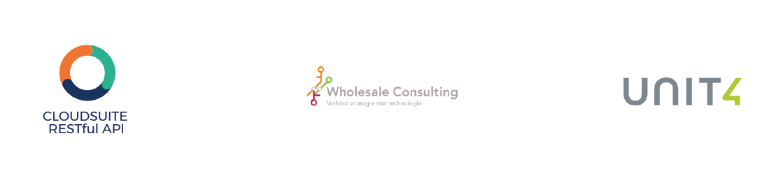 CloudSuite e-commerce integratie met Unit4 Wholesale in samenwerking met Wholesale Consulting