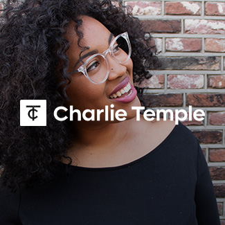 Charlie Temple | International B2C webshop in glasses