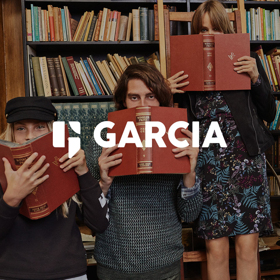Garcia | More online conversion with eCommerce