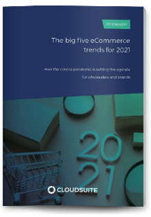 Whitepaper The big five eCommerce trends for 2021
