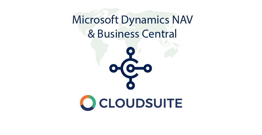 CloudSuite Connector Microsoft Dynamics 365 NAV & Business Central