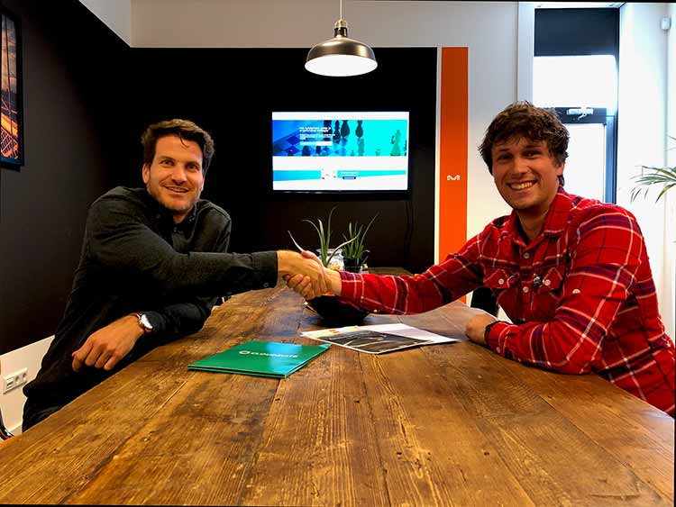 CloudSuite en Multiply sluiten partnership