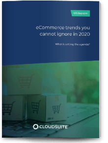 Whitepaper The eCommerce trends you cannot ignore in 2020